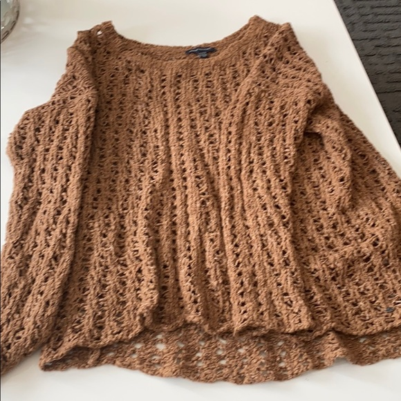 American Eagle Outfitters Sweaters - American eagle brown sweater